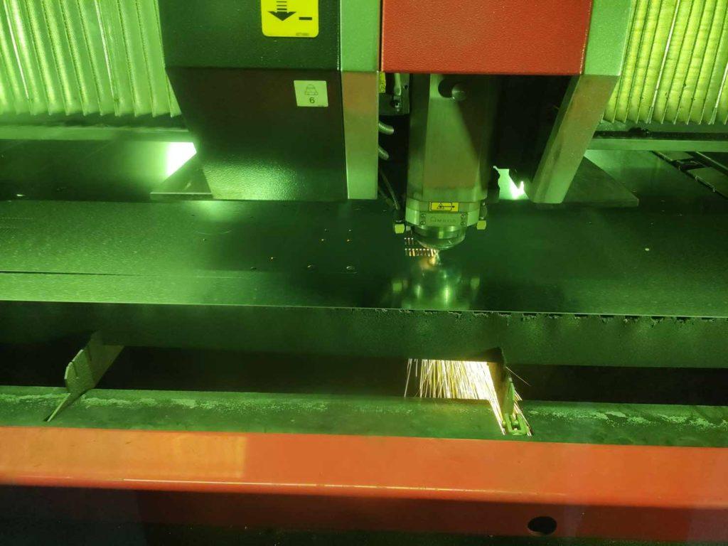 Faserlaser Laser Laserschneiden