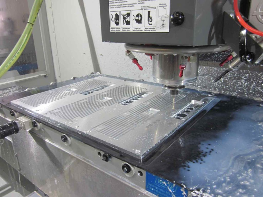 Fräsen Highspeed CNC