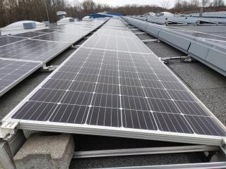 Solarpanel, Sonnenenergie, Nachhaltigkeit